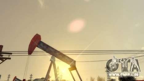 Natürliche und Realistische ENB für GTA San Andreas sechsten Screenshot