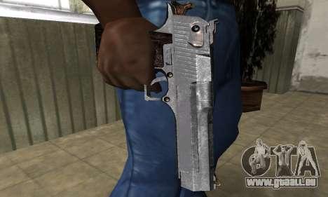 Old Deagle für GTA San Andreas zweiten Screenshot