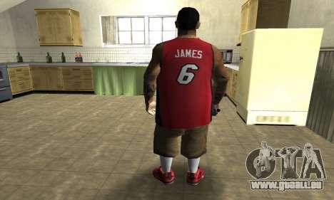 Miami Man pour GTA San Andreas troisième écran