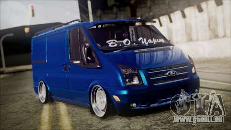 B. O. Ford Transit Construction pour GTA San Andreas