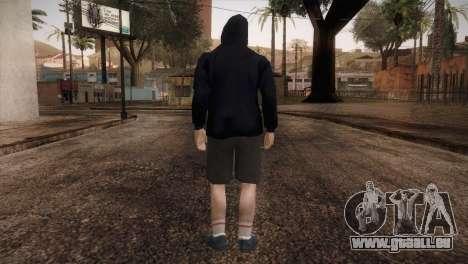Söldner-mafia in der Kapuze für GTA San Andreas dritten Screenshot