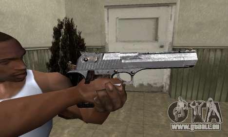 Old Deagle für GTA San Andreas