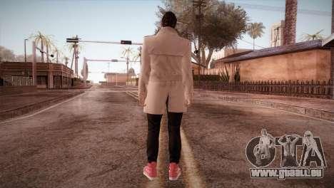 Skin2 from DLC Gotten Gaings pour GTA San Andreas troisième écran