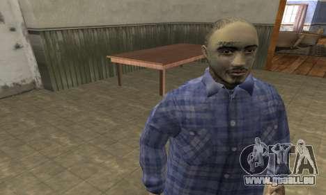 Rifa Skin Second pour GTA San Andreas troisième écran