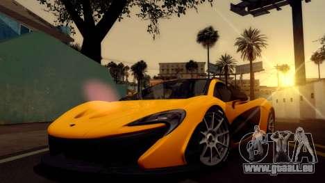 Natürliche und Realistische ENB für GTA San Andreas