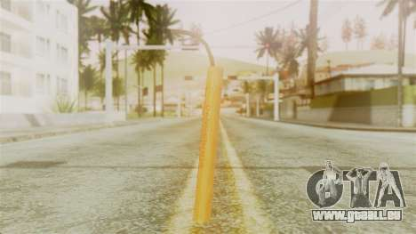 Red Dead Redemption TNT Diego Elegant pour GTA San Andreas