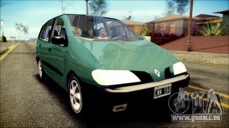 Renault Megane Scenic pour GTA San Andreas