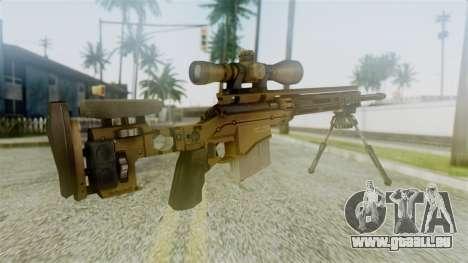 MSR pour GTA San Andreas deuxième écran