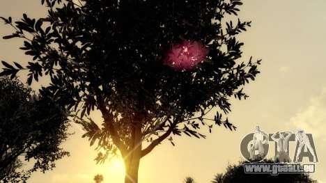 Natürliche und Realistische ENB für GTA San Andreas zweiten Screenshot