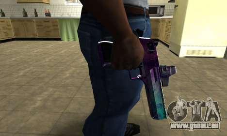 Space Deagle für GTA San Andreas