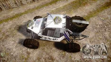 Buggy Fireball für GTA 4 rechte Ansicht