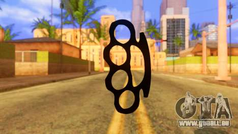 Atmosphere Brass Knuckle für GTA San Andreas