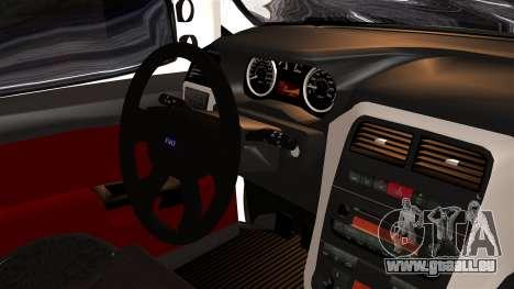 Fiat Doblo PPX pour GTA San Andreas vue de droite