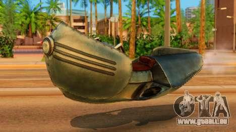 20-X Automatic pour GTA San Andreas