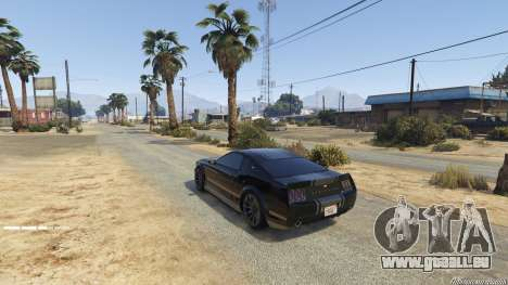 GTA 5 Knight Rider: K.I.T.T [.NET] 2.6.1 Siebter Screenshot
