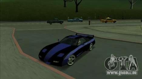 ZR-350 Road King pour GTA San Andreas roue
