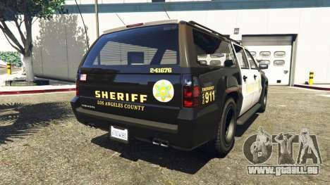 GTA 5 Los Angeles Police and Sheriff v3.6 neuvième capture d'écran
