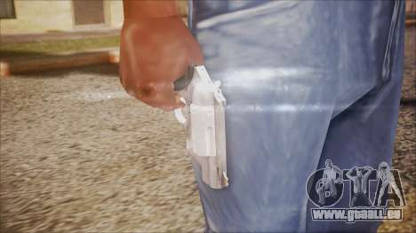 Jury 410 from Battlefield Hardline für GTA San Andreas dritten Screenshot