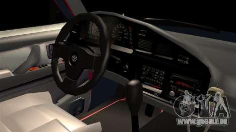 Burbuja Off Road pour GTA San Andreas vue de droite