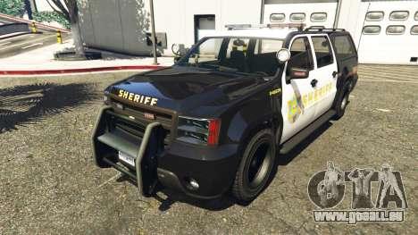 GTA 5 Los Angeles Police and Sheriff v3.6 septième capture d'écran