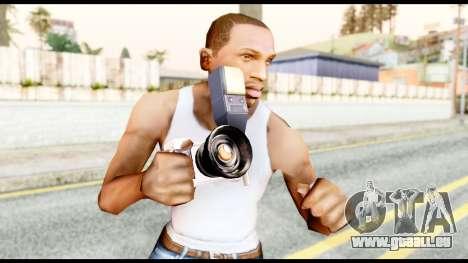 La caméra pour GTA San Andreas troisième écran