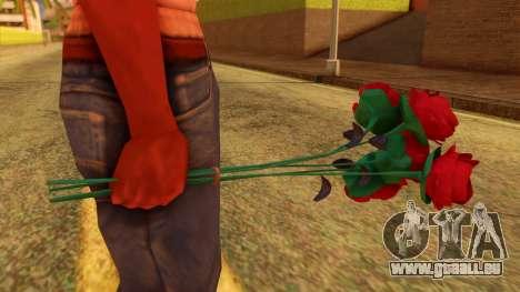 Atmosphere Flowers für GTA San Andreas zweiten Screenshot