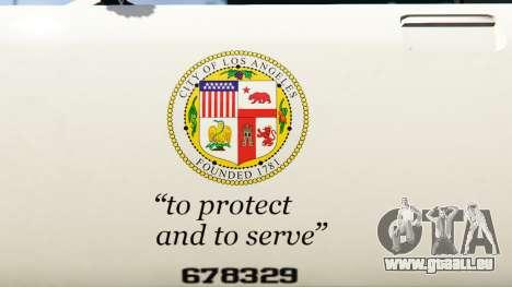 GTA 5 Los Angeles Police and Sheriff v3.6 cinquième capture d'écran