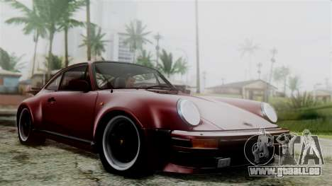 Porsche 911 Turbo (930) 1985 Kit C für GTA San Andreas