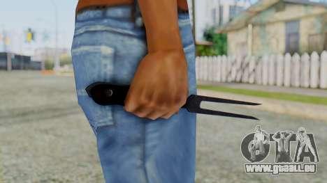 Fork from Silent Hill Downpour für GTA San Andreas zweiten Screenshot