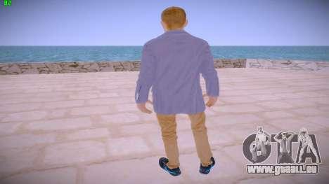 Russian Mafia für GTA San Andreas dritten Screenshot
