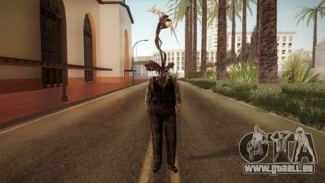 RE4 Don Hose Plagas für GTA San Andreas zweiten Screenshot