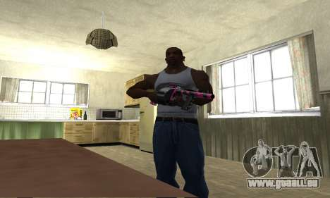Granate Combat Shotgun für GTA San Andreas dritten Screenshot