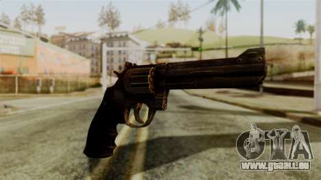 Colt Revolver from Silent Hill Downpour v1 pour GTA San Andreas