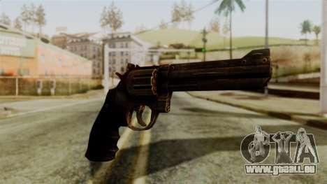 Colt Revolver from Silent Hill Downpour v1 für GTA San Andreas