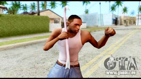 Manhunt Crowbar für GTA San Andreas dritten Screenshot