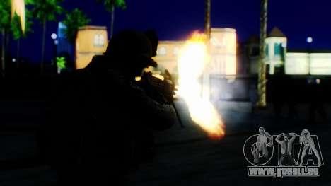 Sonic Unbelievable Shader v8 für GTA San Andreas achten Screenshot