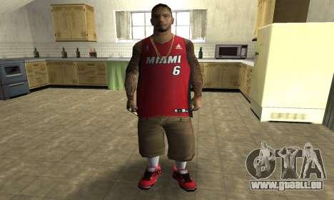 Miami Man pour GTA San Andreas