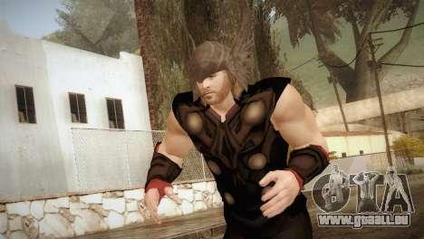 Thor Custom Skin für GTA San Andreas