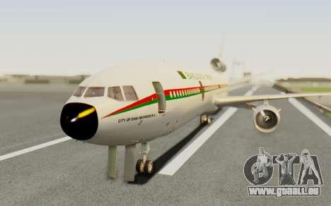 DC-10-30 Biman Bangladesh Airlines für GTA San Andreas