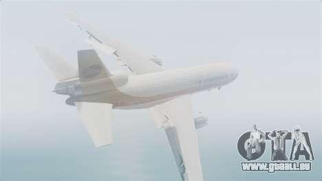 DC-10-30 Continental Airlines 1985 für GTA San Andreas linke Ansicht