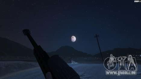 GTA 5 Majoras Mask Moon zweite Screenshot