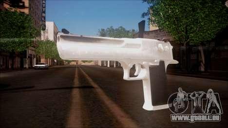 Desert Eagle from Battlefield Hardline pour GTA San Andreas