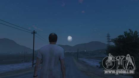 GTA 5 DeathStar Moon v3 Complete Deathstar zweite Screenshot