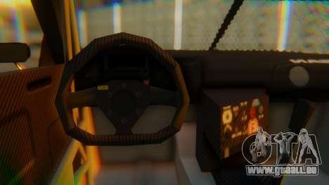 Nissan GT-R GT1 Sumo Tuning pour GTA San Andreas vue de droite
