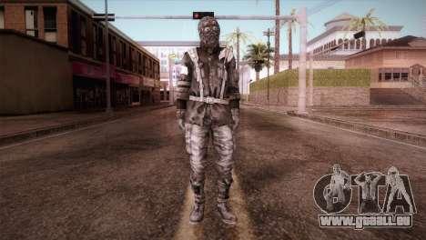 Soldat Du Reich pour GTA San Andreas deuxième écran