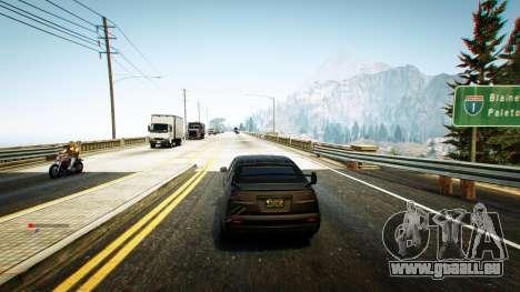 GTA 5 Nitro Mod (Xbox Joystick support) 0.7 fünfter Screenshot