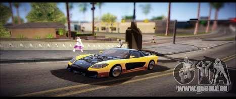 Temfan ENB für GTA San Andreas dritten Screenshot