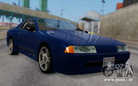 Elegy New SWZ für GTA San Andreas
