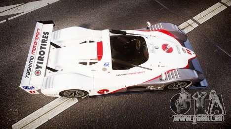 Radical SR8 RX 2011 [11] pour GTA 4 est un droit