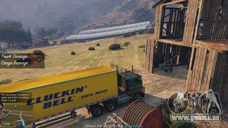 Trucking Missions 1.5 für GTA 5